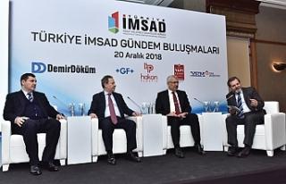 """Türkiye İMSAD Başkanı Ferdi Erdoğan:""""2019..."""
