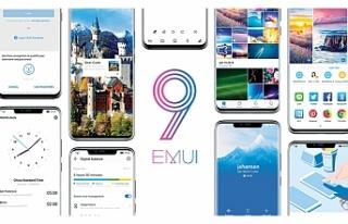 Honor Android 9.0 Pie EMUI 9 güncelleme takvimi belli...