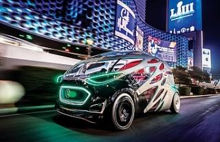 Mercedes-Benz, yeni yıla CLA modelini tanıtarak...