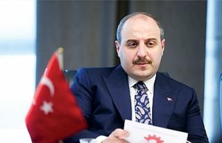 Misal; 'DESTEK BAKANLIĞI'SANAYİ VE TEKNOLOJİ...