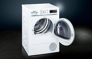Siemens'tenkumaş türüne özel kurutma