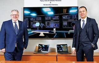 Türk Telekom 5G ile yapay zekâyı birleştiriyor