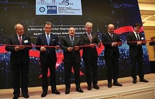 Alman-Türk Ticaret ve Sanayi Odası Ankara Ofisi...