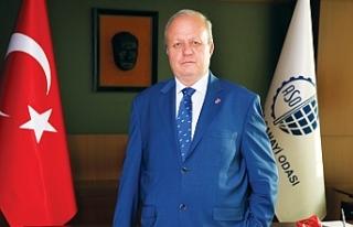 Ankara Sanayi Odası Yönetim Kurulu BaşkanıNurettin...