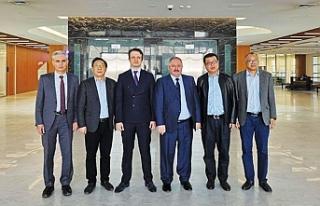 Çin, Kayseri OSB'de