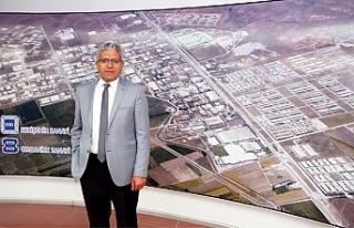 Eskişehir Organize Sanayi Bölgesi'ne (EOSB) Halkbank...