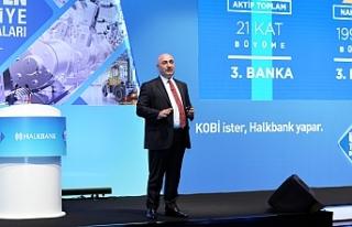 Halkbank, Adana'daki toplam ticari kredilerini 7...