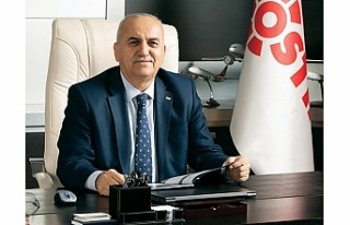 """""""Sanayinin Üniversitesi"""", OSTİM OSB'de yükseliyor;""""Kampüsümüz..."""