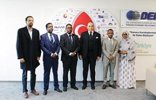 Somali Enerji Bakanı'ndan yatırım daveti