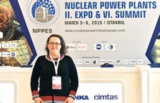 Türkiye'de nükleerdeki insan gücü artıyor