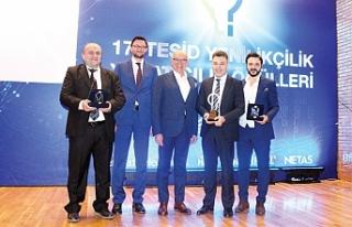 Netaş Talki'ye TESİD'ten ödül