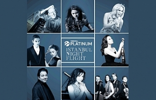 Turkcell Platinum İstanbul Night Flight konserleri...