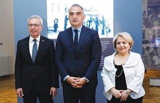 Türkiye İş Bankası İktisadi Bağımsızlık Müzesi...