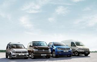 Volkswagen Ticari Araç Yetkili Servisleri'nde yüzde...