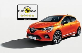 Yeni Renault Clio Euro NCAP Güvenlik Testi'nden...