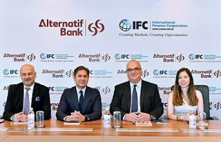 Alternatif Bank ve IFC'den KOBİ'lere ve destek
