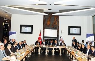 İstanbullu sanayiciler İstanbul Tuzla OSB'nin...