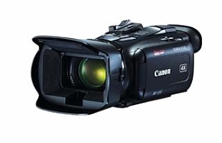 Canon 4K LEGRIA serisi ürünlerini tanıttı