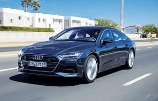 Audi A7 Sportback'ten 2 litre dizel motor seçeneği