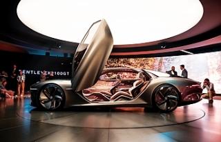 Bentley'den 100. yılına özel konsept otomobil:...