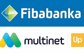 Fibabanka, Multinet Up ile iş ortaklığına imza...