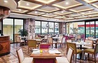 Hilton'un İstanbul'daki en yeni oteli Esentepe'de...