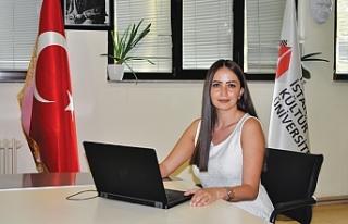 İKÜ Turizm ve Otel İşletmeciliği Programı mezunlarının...
