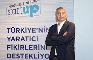 Mercedes-Benz Türk StartUP 2019'un kazananları...