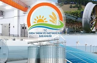 Tarıma Yatırım Programı'nın amacı;MODERN...