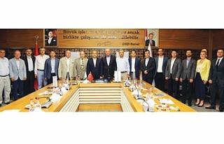 Türk Telekom ve İkitelli OSB arasındaki protokol...