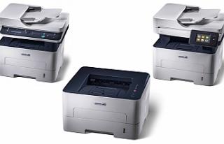 Xerox'tan düşük maliyetli 3 yeni yazıcı