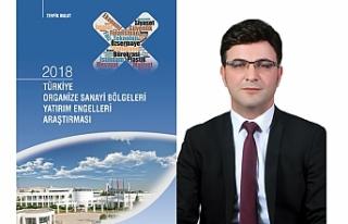 2018 Türkiye Organize Sanayi BölgeleriYatırım...