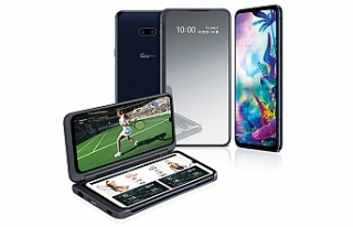 LG G8X ThinQ ve yeni LG çift ekranlı telefonlamobil...