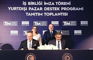 TİM, KOSGEB ile İhracata İlk Adım Seferberliği...
