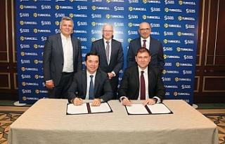 Turkcell ve SAS'tan 'Bulut Bilişim' iş ortaklığı