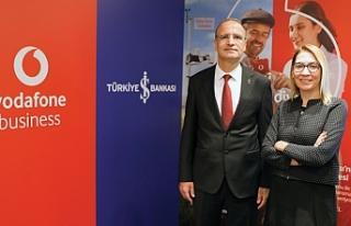 Vodafone ve Türkiye İş Bankası tarımda dijitalleşme...
