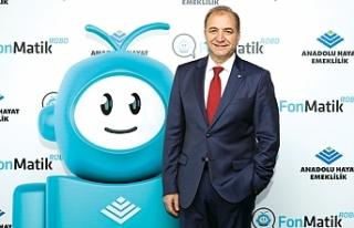 Anadolu Hayat Emeklilik'ten: FonMatik ROBO