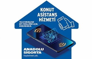 Anadolu Sigorta'nın yeni nesil teknoloji ürünü:...