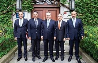 Boğaziçi Üniversitesi ve Galatasaray'dan teknopark...