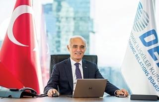 DEİK Başkanı Nail Olpak:DEİK Türkiye ekonomisini...