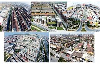 İstanbul sanayisinin başkenti; İkitelli Organize...