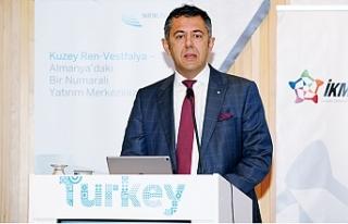 NRW.INVEST 12 yıldır Türkiye şirketlerine refakat...