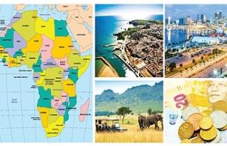 Afrika Bölgesi İş Konseyleri İstişare Toplantısı'ndaTicaret...