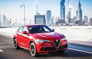 Alfa Romeo Stelvio Quadrifoglio'ya 'Yılın Spor...