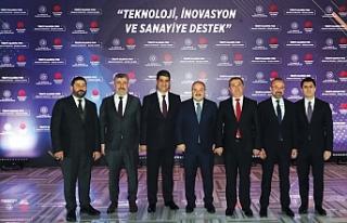 Bölgesel kalkınma ve inovasyona750 milyon lira...