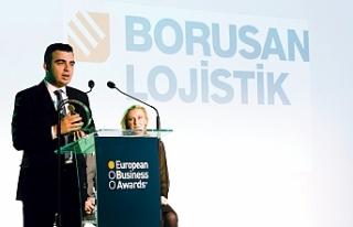 Borusan Lojistik eTA Platformu'na ödül