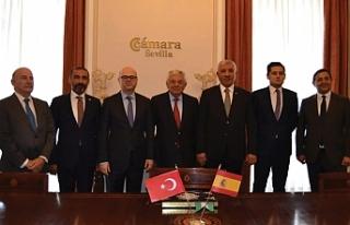 "GTO'dan İspanya'da ""Türk Günü"""