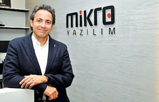 """Mikro Yazılım Genel Müdürü Alpaslan Tomuş;""""Çalışmadan..."""