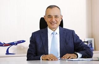 MNG Kargo İcra Kurulu Başkanı ve CEO'su Salim...