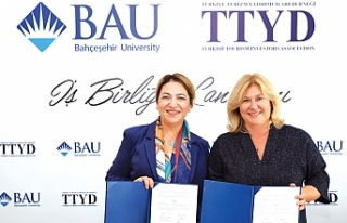 TTYD - Bahçeşehir Üniversitesi turizm için güçlerini...